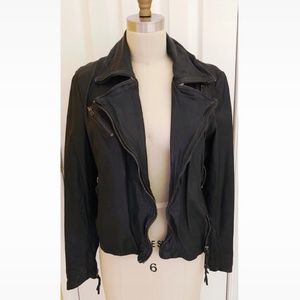 Muubaa Badass Biker Jacket - Genuine Leather